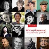 Find vej i litteraturen - Århus Kommunes Biblioteker