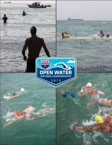 2012 Open Water National Championships Media ... - USA Swimming