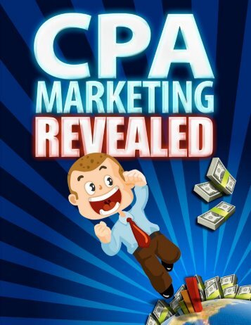 CPA Marketing Revealed - Viral PDF Generator