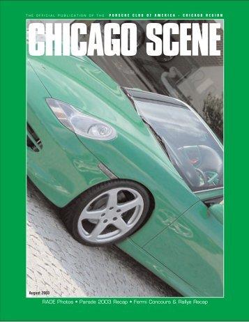 Chicago SceneW 08/03 - Porsche Club of America - Chicago Region