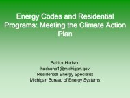 Presentation slides - Environmental Science and Policy Program