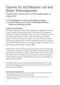 Chancen für Alg2-Bezieher auf dem Kölner Wohnungsmarkt - Seite 4