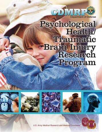 Psychological Health - Congressionally Directed Medical Research ...