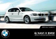 Q NAVI II BMW - Davicom Electronics