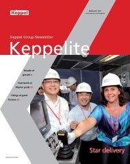 February 2011 - Keppel Corporation