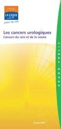 Les cancers urologiques (Cancer du rein et de la vessie)