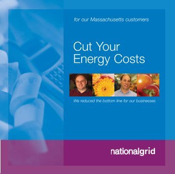 Small business brochure - National Grid