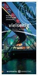 Wuppertal – die Stadt mit der Schwebebahn