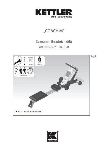7974-100 Coach M 2828a-0810.qxd:Layout 1 - Ronnie.cz