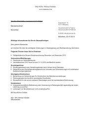 November - Michael Schäfer Steuerberater