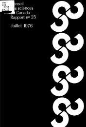 Rapport n. 25 Démographie, technologie et richesses ... - ArtSites