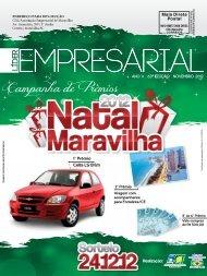 63ª Edição - Novembro 2012 - CDL/Associação Empresarial de ...