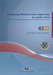 A Baseline Analysis of the Garda Youth Diversion Projects (PDF ...