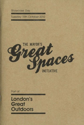 Great Spaces - 5th Studio