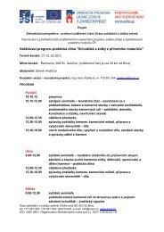 17.-21.10 - Svaz zakládání a údržby zeleně