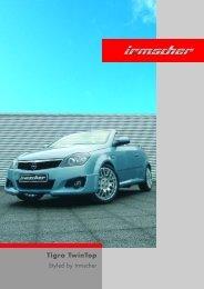 Irmscher Opel Tigra Twin Top