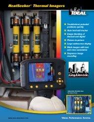 HeatSeeker® Thermal Imagers - IDEAL HeatSeeker
