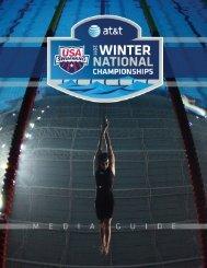 2011 AT&T Winter National Championships Media ... - USA Swimming