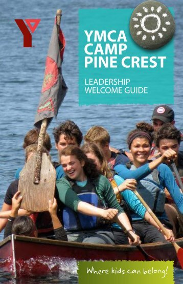 2013 Leadership Welcome Guide - YMCA of Greater Toronto