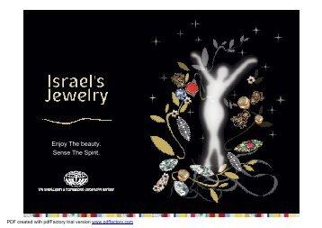 Pulse aquí para ver el catálogo de joyería Israelí