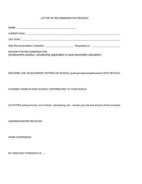 Volunteering Letter Of Recommendation from img.yumpu.com
