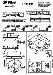 IMI0184000 FG.ISTR. L 390 OP 06-11 PR.3F.dgn - 3F Filippi S.p.A.
