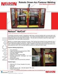 KSE 100 — Stud Welding Head - Nelson Stud Welding