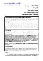 Copthall Stadium report PDF - Greater London Authority