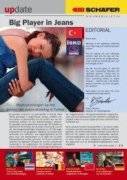 opent nieuw centraal magazijn in Sevilla