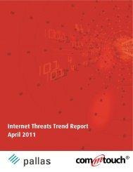 April 2011 Internet Threats Trend Report