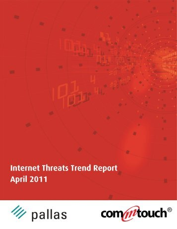 April 2011 Internet Threats Trend Report