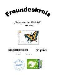 Historie (Teil 1) - pin-mail-online.de
