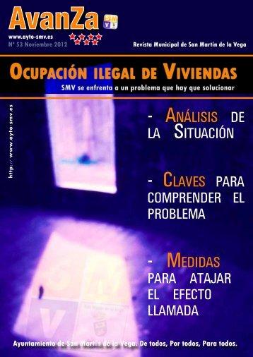 Descarga el último número en PDF aquí - Ayto San Martín de la Vega