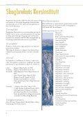 SKIs årsberetning for 2009 - Skogbrukets kursinstitutt - Page 2