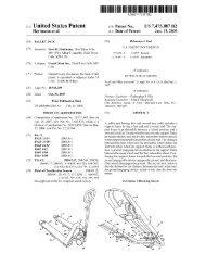 U.S. Pat. No. 7475887 - DuFault Law Firm, PC