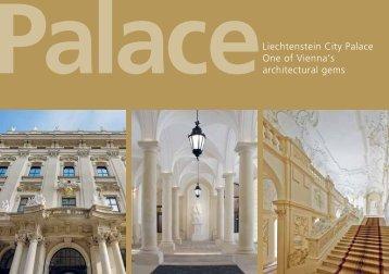 Liechtenstein City Palace - lgt