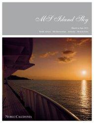 North Africa - Mediterranean - Adriatic - British Isles - Cruising.com.au