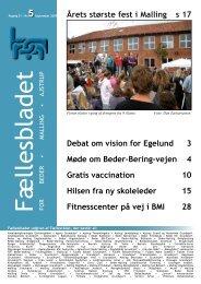 Debat om vision for Egelund 3 Møde om - Beder-Malling ...