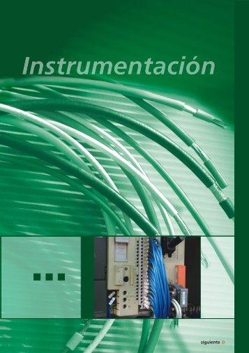 instrumentacion PDF - Cables Epuyen SRL