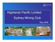 download pdf - The Sydney Mining Club