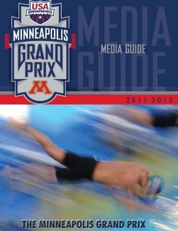 Event Progressions, cont. - USA Swimming
