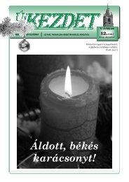szám, 2009. DECEMBER - 6,8 MB - pdf - Erdélyi Református ...