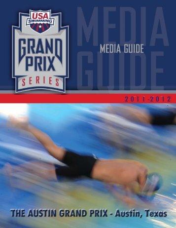 Austin Grand Prix Media Guide - USA Swimming