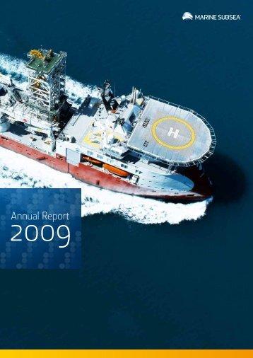 Annual report 2009.pdf - Netfonds