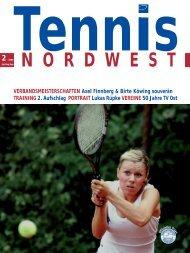 Ihr Partner für Büro - Tennisverband NORDWEST eV