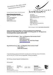 Prüfbericht 2012 - Landkreis Schwandorf