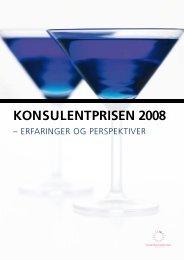 Vinder af Konsulentprisen 2008 - DI