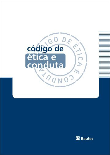 Código de Ética e Conduta - Itautec