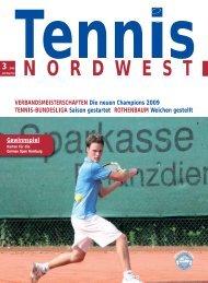 Dorte Trumann - Tennisverband NORDWEST eV