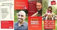 MC Brochure with Union Shopper - Member Connect